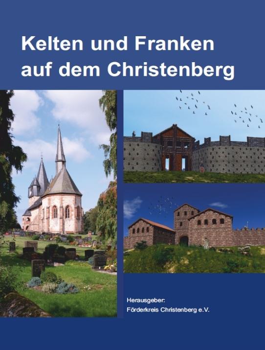 Buch Kelten und Franken auf dem Christenberg