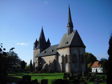 Martinskirche Christenberg