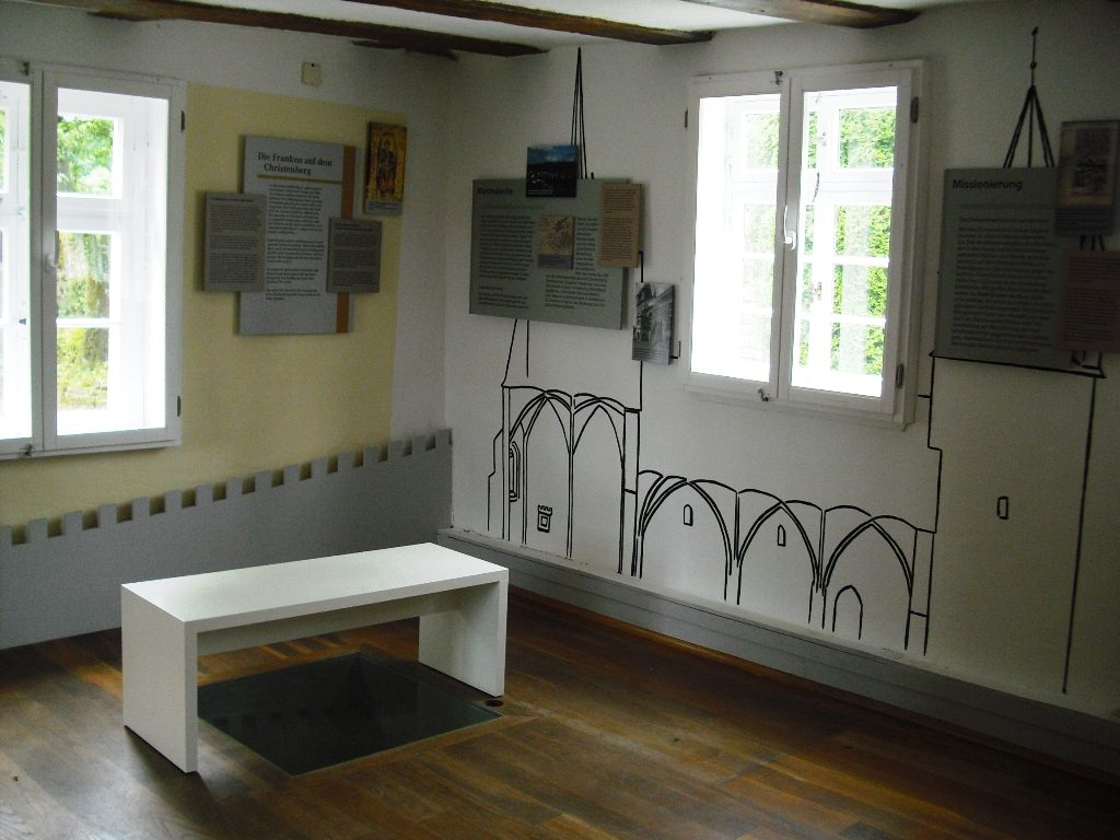 Christenberg Dauerausstellung Martinskirche