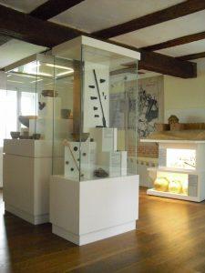 Christenberg Dauerausstellung Kelten