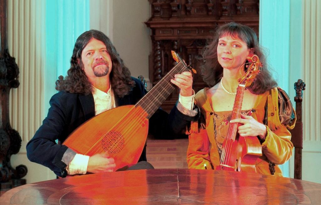 Konzert mit dem Duo Kirchhof am 22. September 2018