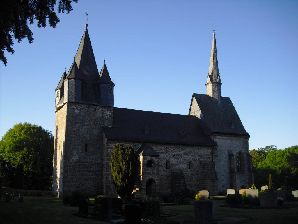 Martinskirche auf dem Christenberg