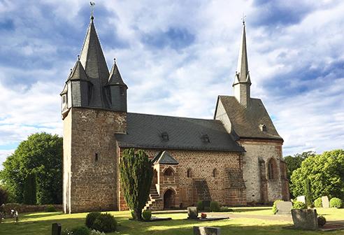 Martinskirche von Süden